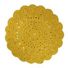 buy online handmade crochet aurora flowery rug in egypt u2013 from