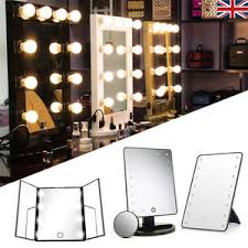 light up makeup table light up dressing table led illuminated mirror make up vanity mirror