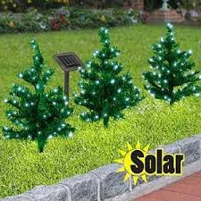 solar christmas tree lights the 2010 list is here best solar powered holiday décor