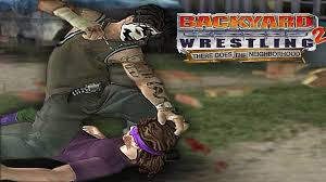 Backyard Wrestling 2 Ps2 Backyard Wrestling 2 O Jogo Mais Do Ps2 Youtube