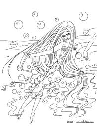 the little mermaid tale coloring pages inside mermaid fairy