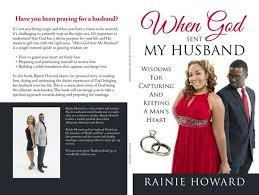 Seeking Not Married Book When God Sent My Husband Paperback Rainie Howard Enterprises