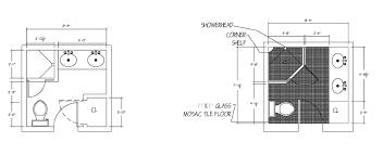 Bathroom Floor Plan Ideas by Small Bathroom Layout Ideas Zamp Co