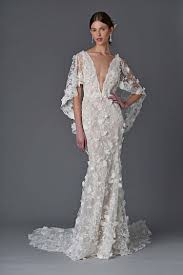 Spring 2017 Trends by Bridal Fashion Week Spring 2017 Wedding Dress Trends Style Com