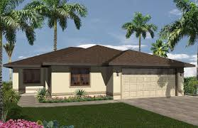 florida style homes 3d home renderings on behance