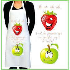 tablier cuisine humoristique tablier de cuisine humoristique tablier de cuisine motif fraise