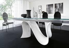 esszimmer weiß esszimmer design ideen spannende schwarz weiß kontraste setzen