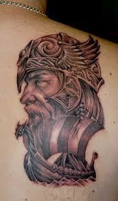 59 alluring viking tattoos for back