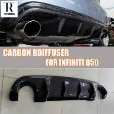 nissan 350z rear diffuser online get cheap carbon fiber rear diffuser infiniti aliexpress