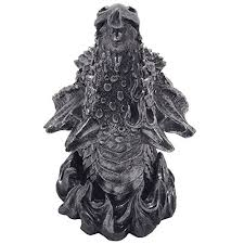 Statues For Home Decor by Magical Fire Breathing Dragon Head Incense Burner Holder For Scented Cones In Mythical Statues And Sculptures As Gothic Style Medieval Home Decor For 3