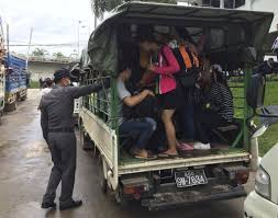 new labor rules in thailand have migrants packing for home sfgate