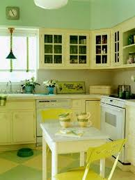 what color goes with yellow kitchen cabinets 50 bright green and yellow kitchen designs digsdigs