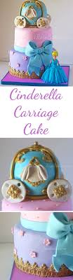 cinderella carriage cake topper behance