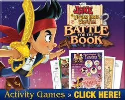 jake neverland pirates battle book dvd