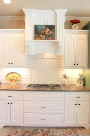 kitchen backsplash installing with mosaic also tile and