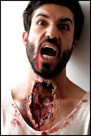 Halloween Makeup Beard by Scary Monsters Shylanicodemi
