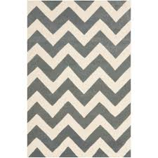 Area Rugs Okc by Home Decorators Collection Ethereal Grey 4 Ft 11 In X 7 Ft Area