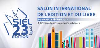 si e l or l salon international de l edition et du livre de casablanca 2017 map