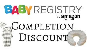 baby shower registries baby shower registry completion discount the pumping