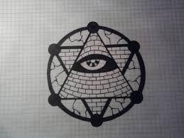 illuminati all seeing eye by dbrascont on deviantart