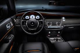 rolls royce inside lights dark night rises rolls royce dawn black badge revealed at