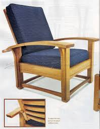 Bow Arm Morris Chair Plans Morris Chair Plans U2022 Woodarchivist