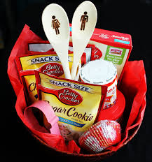 baking gift basket tiffzippy just zipping through diy baking gift basket