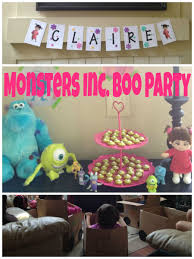 monsters inc boo party for a is my crazy showing