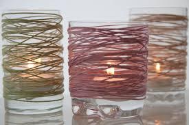 decorazioni bicchieri di natale col riciclo creativo