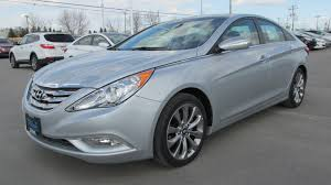2013 hyundai sonata limited 2 0t navigation start up walkaround
