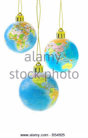 world globe showing australia on a stand vertical bapdb8194 stock