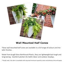 wall mounted planters brook plants and landscaping l l c stone works