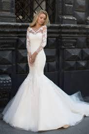 robe mari e sirene dentelle robe de mariée création diana collection 2017 robes