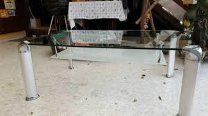 wohnzimmer glastisch wohnzimmer glastisch in sachsen anhalt teuchern ebay kleinanzeigen