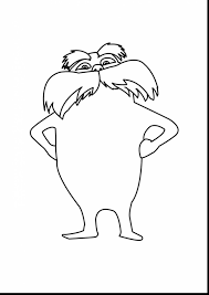 the lorax trees coloring pages alphabrainsz net