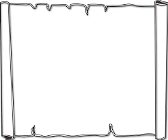 Treasure Map Blank by Clipart Border