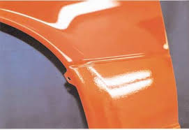 66 auto color orange peel car paint problems and how to fix it