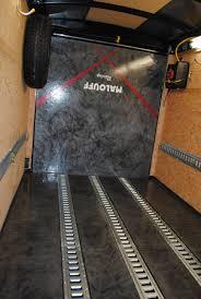 baseball hotdogs metallic epoxy and cargo trailers seattle