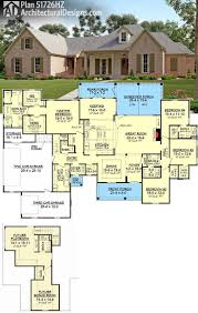 Architectural Designs House Plans by Best 20 Acadian House Plans Ideas On Pinterest Square Floor