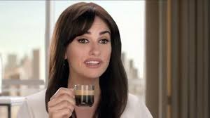 Nespresso Commercial Female Actress | nespresso vertuoline tv commercial what else featuring penelope