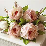 Peonies Delivery Cheap Artificial Flowers Online Artificial Flowers For 2017