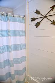 Tongue And Groove Shiplap Diy Shiplap Vs Planked Wood Walls H20bungalow