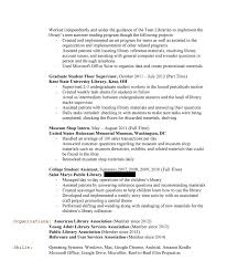 Librarian Resume Unnamed Job Hunter 191 Jpg