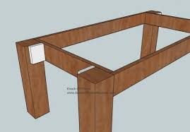 Woodworking Plans Coffee Table Legs by Coffee Table Woodworking Plans Woodshop Plans
