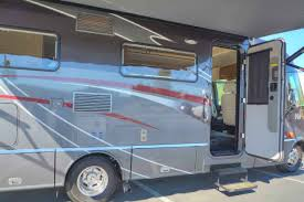 2015 used winnebago via 25p class a in california ca