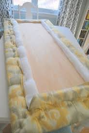 How To Make A Headboard With Fabric by Best 25 Diy Headboards Ideas On Pinterest Headboards Creative