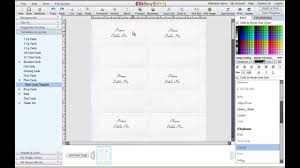 how to make place cards and rsvp cards for free geographics com