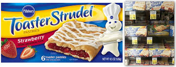 Toaster Strudel Designs Pillsbury Toaster Strudel Only 2 00 At Giant Eagle The Krazy