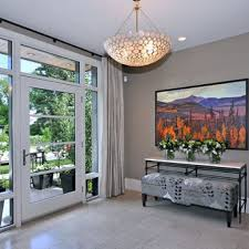 home office window treatment ideas for french doors window french
