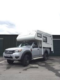 Ford Ranger Truck Camping - 2010 ford ranger with high spec ranger demountable camper package